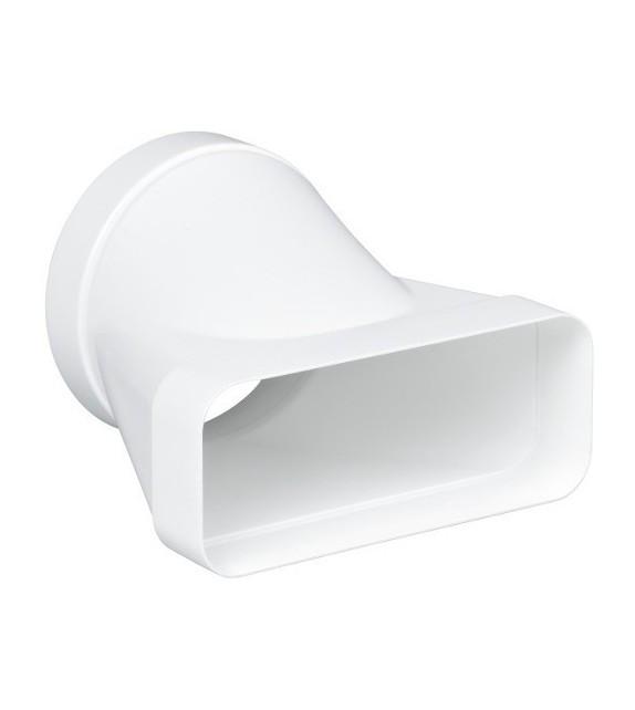 gaggenau-adattatore-tubo-piatto-ad-852-041-cilindrico-in-plastica-da-19cm